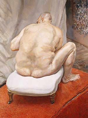 lucian-freud-naked-man-back-view