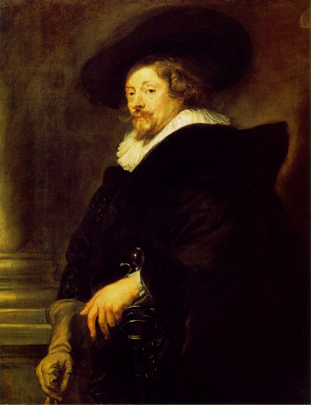 rubens_self-portrait