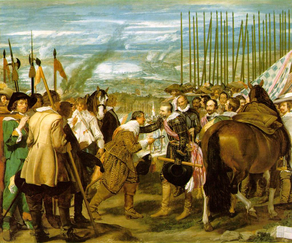 surrender-of-breda-diego-velazquez